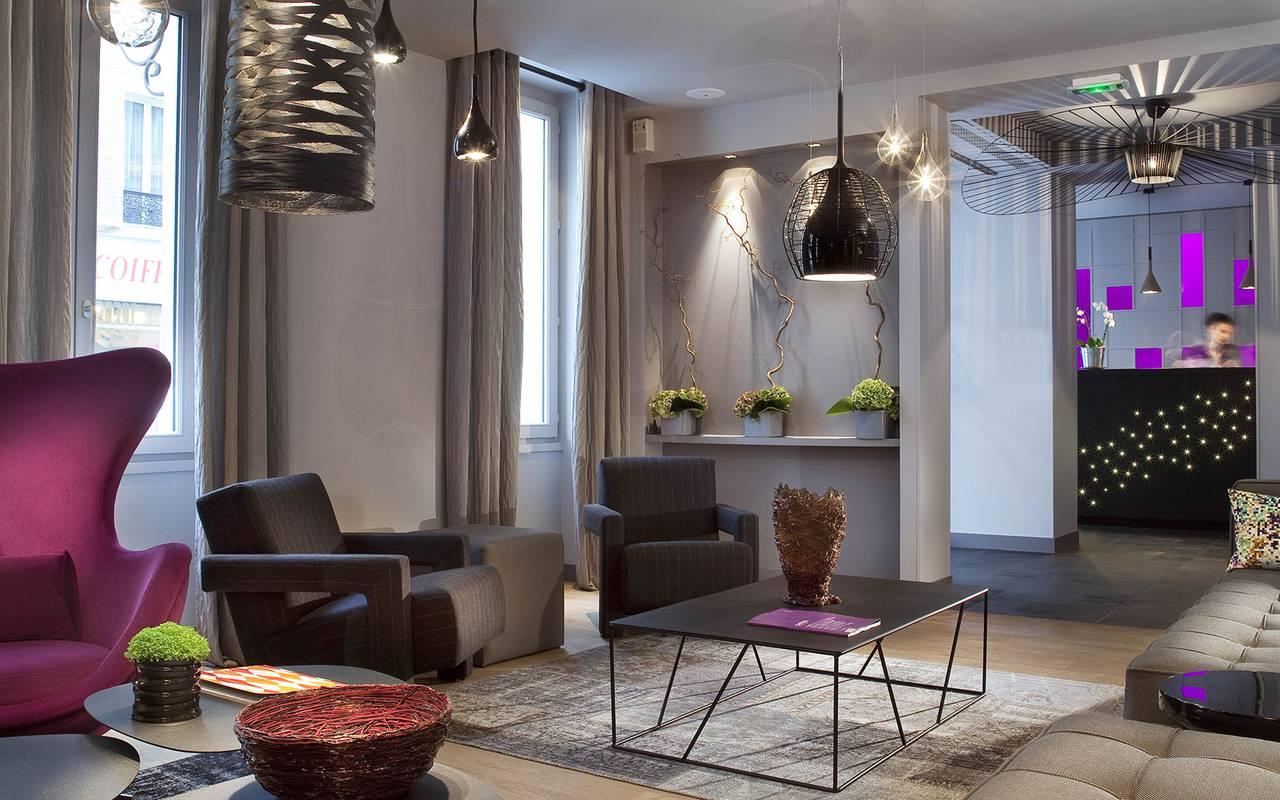 hôtel de luxe Le Grey Hotel