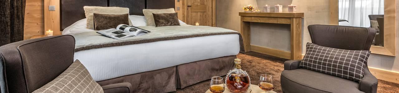 Site web pour hôtels de charme