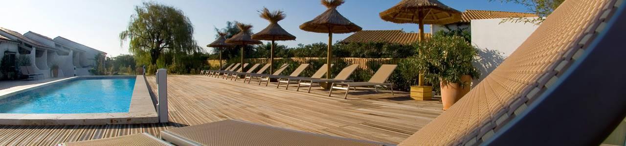 Site web pour hôtel de luxe